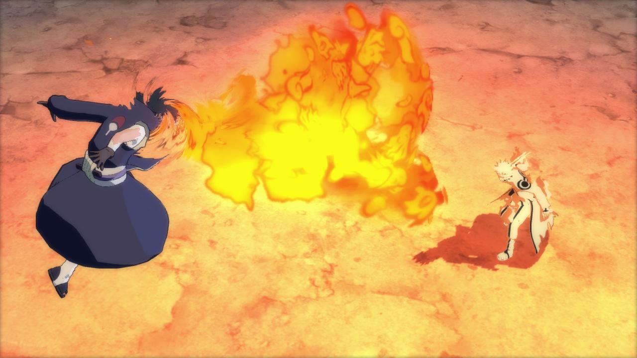 Foto de Naruto Shippuden: Ultimate Ninja Storm Revolution (9/20)