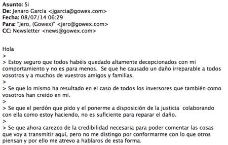 Carta Jenaro