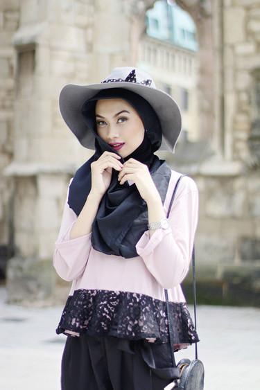 Fashionistas y con velo: las bloggers con hijab que revolucionan Internet