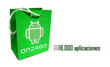 Google: actualmente tenemos 16.000 aplicaciones en Android Market