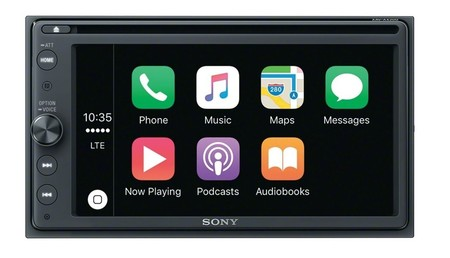 CarPlay Sony