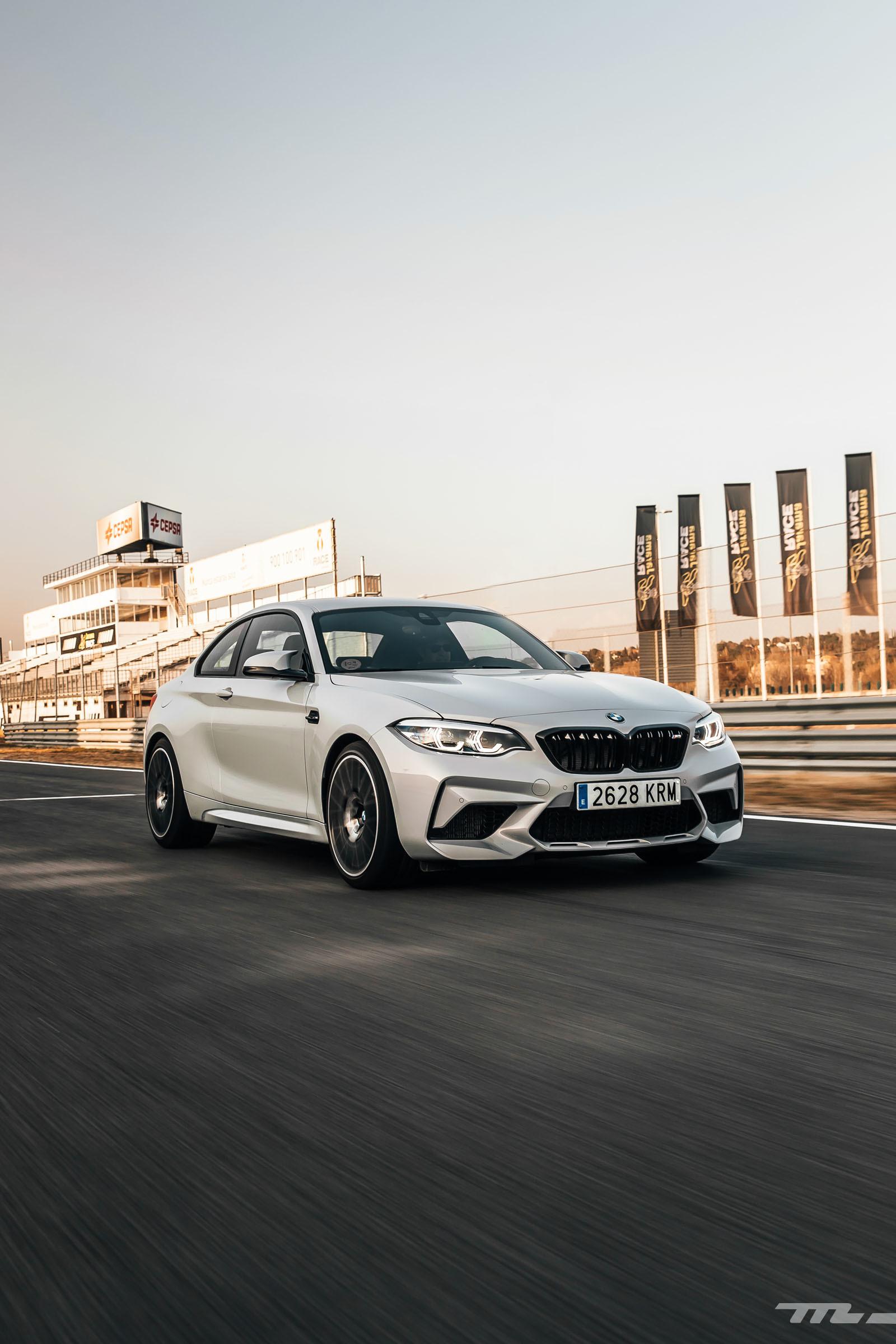 Foto de BMW M2 Competition (prueba) (24/42)