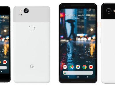 Evento de Google en directo: nuevos Pixel 2