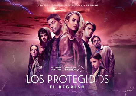 'Los protegidos: El regreso' muestra su primer tráiler: la familia superpoderosa de Antena 3 vuelve diez años después del final de la serie