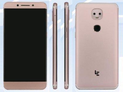 De nuevo aparece en escena el móvil LeEco con doble cámara trasera