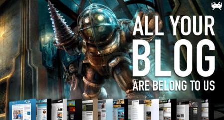 El significado del E3, nacido para jugar y más sobre BioShock. All Your Blog Are Belong To Us (CCCI)