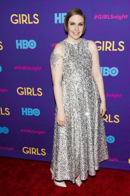 Lena Dunham 3 temporada girls