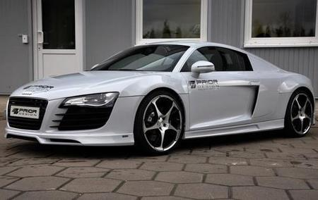 El Audi R8 interpretado por Prior Design