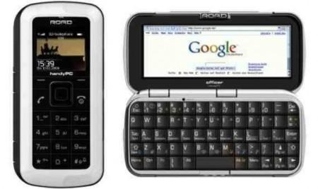 Road S101 HandyPC, al estilo del Nokia E90
