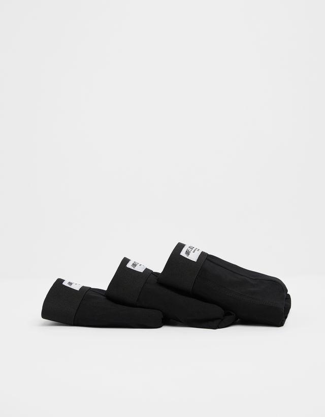 Set de ropa interior color negra