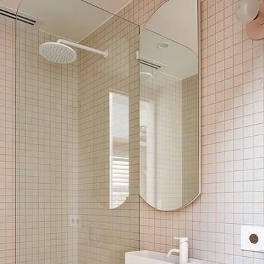 Mini lavabos de poco fondo para el cuarto de baño que no renuncian al diseño