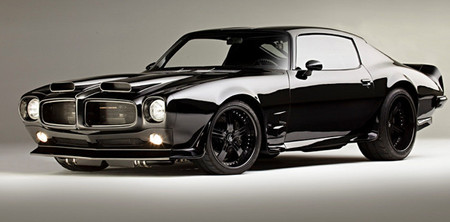 All Speed Customs Pontiac Firebird