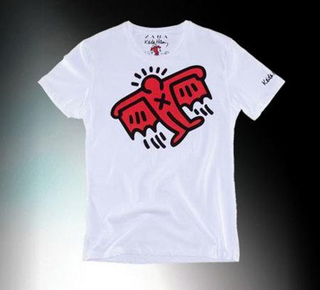 Keith Haring Zara 1