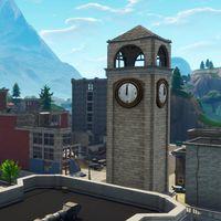 Guía Fortnite: baila en lo alto de una torre del reloj [Temporada 6, semana 4]