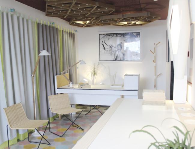 cardboard casa decor