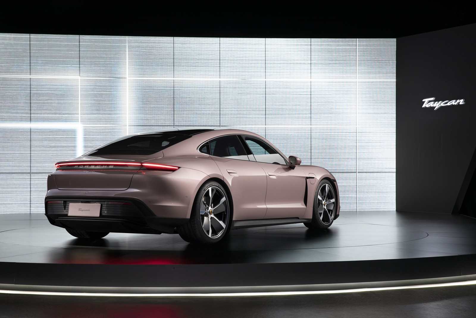Foto de Porsche Taycan 2021 (7/10)