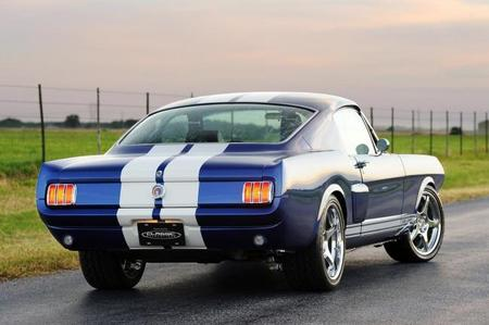 Shelby GT350CR por Classic Recreations