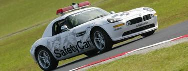 Un repaso a los coches de atención rápida en pista de BMW, cuando la vida de los pilotos depende de que llegue la ayuda cuanto antes