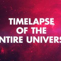 22 millones de años en cada segundo: la creación de todo el Universo en este alucinante timelapse de John Boswell