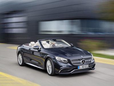 Mercedes-AMG S 65 Cabriolet: lo más exclusivo de la Clase S, con motor V12 biturbo