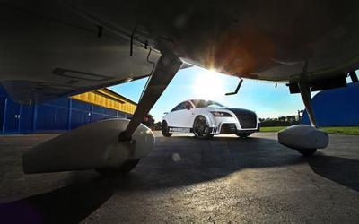 Audi TT RS por PP-Performance y Cam Shaft