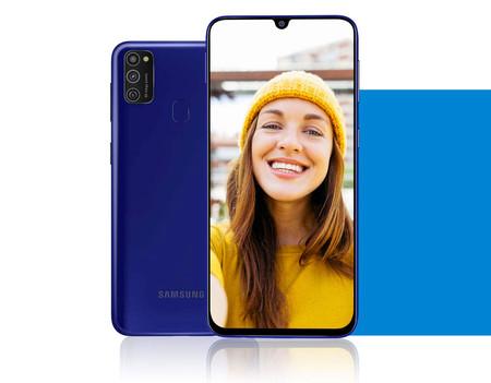 Samsung Galaxy M21: 6.000 mAh y cambio a AMOLED para competir en relación calidad-precio en la gama media