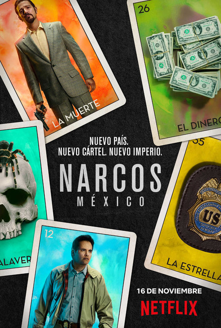 Narcos Mexico Poster