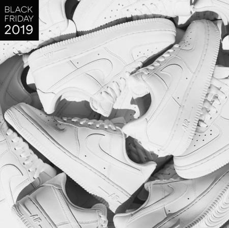 Si quieres unas zapatillas Nike ahora están mas baratas que nunca gracias al Black Friday (con descuento de hasta el 50%)