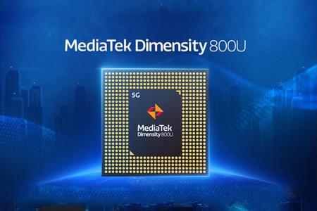 MediaTek Dimensity 800U: el nuevo procesador 5G para la gama media