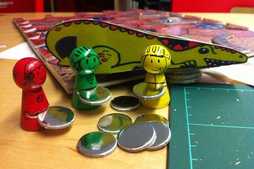 El enorme reto de diseñar un juego de mesa desde cero