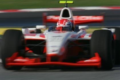 La GP2 calienta motores en Barcelona