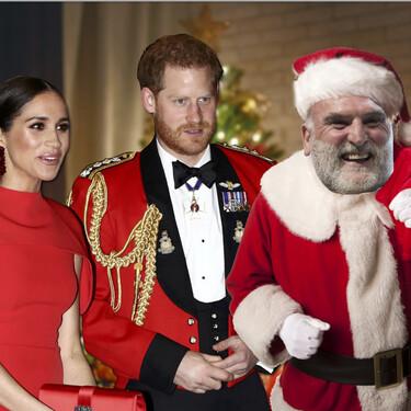 El Príncipe Harry, Meghan Markle y el chef José Andrés unen sus fuerzas por Navidad con esta preciosa causa solidaria