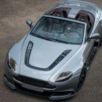 """El Aston Martin Vantage GT12 Roadster es otro """"one-off"""" que podría llegar a producción"""
