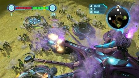 'Halo Wars': información de su primer DLC llamado Strategic Options