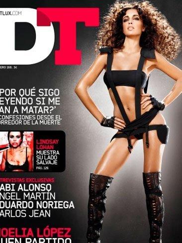 Noelia López hace caja de lo lindo