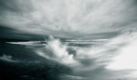 La velocidad del viento y la altura de las olas han aumentado en los últimos 30 años