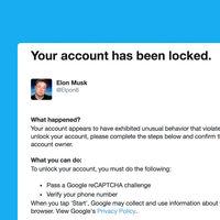"""Twitter bloquea a cualquier cuenta que cambie su nombre por """"Elon Musk"""""""