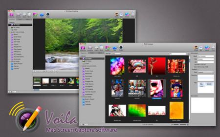 Voila, graba lo que sucede en la pantalla de tu Mac a 60 frames por segundo