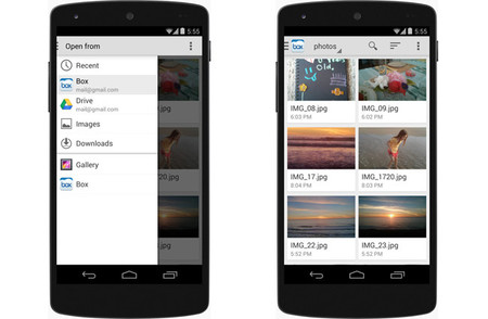 Android 4.4 KitKat manejo de archivos