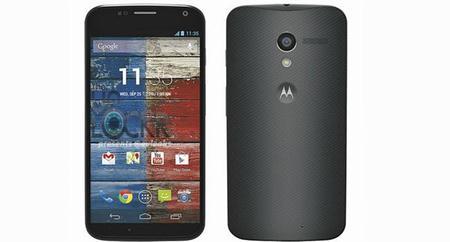 Se filtran imágenes oficiales del Moto X