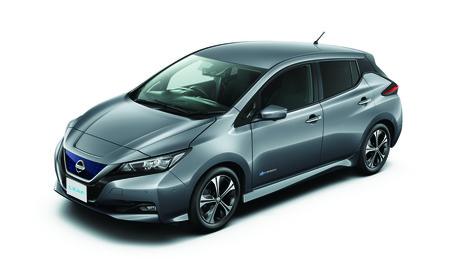 Así es el nuevo Nissan LEAF 2018: 378 km de autonomía NEDC (y habrá otra versión superior en 2018)