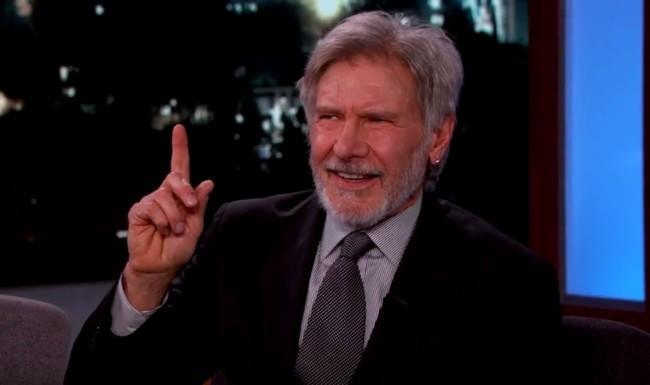 Harrison Ford está entusiasmado con 'Indiana Jones 5' y tiene un consejo para el próximo Han Solo