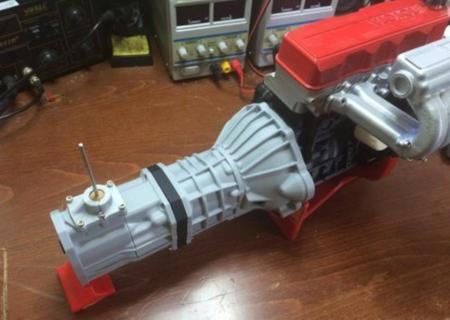 Si se te rompe la transmisión de tu coche, imprímetela en 3D