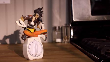Overwatch estrena Traslación en la Cocina, un nuevo corto en stop-motion con motivo de su segundo aniversario