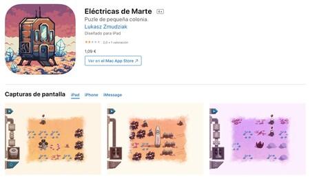 Electricas De Marte