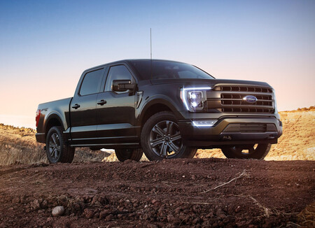 Ford F 150 2021