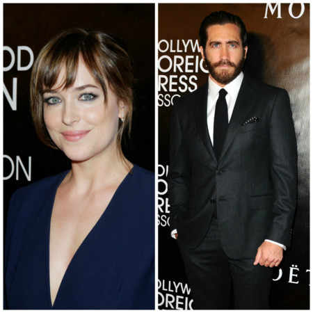 Dakota Johnson y Jake Gyllenhaal reavivan amor y Chris Martin tiene chica nueva