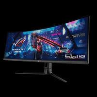 Asus tiene un nuevo monitor gaming de gran diagonal: el ROG Strix XG43VQ con sus 43 pulgadas llega al mercado