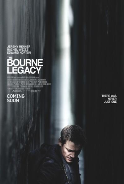 Foto de Carteles de 'El Legado de Bourne' (5/9)