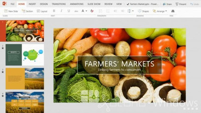 Microsoft muestra en Build una versión previa de Office táctil para Windows 8